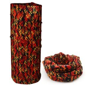 Similar to the flame leopard bandana