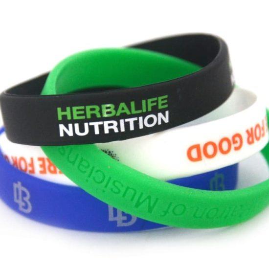 Multi-color-silicone-bracelet