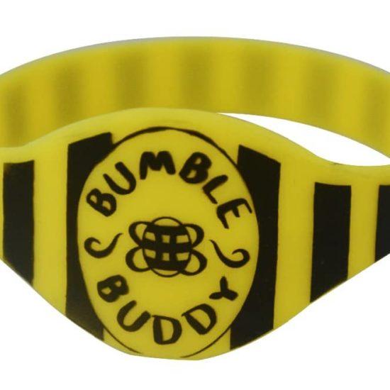 Yellow-silicone-bracelet