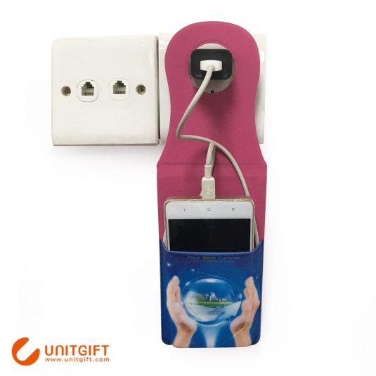 phone charging holder bag