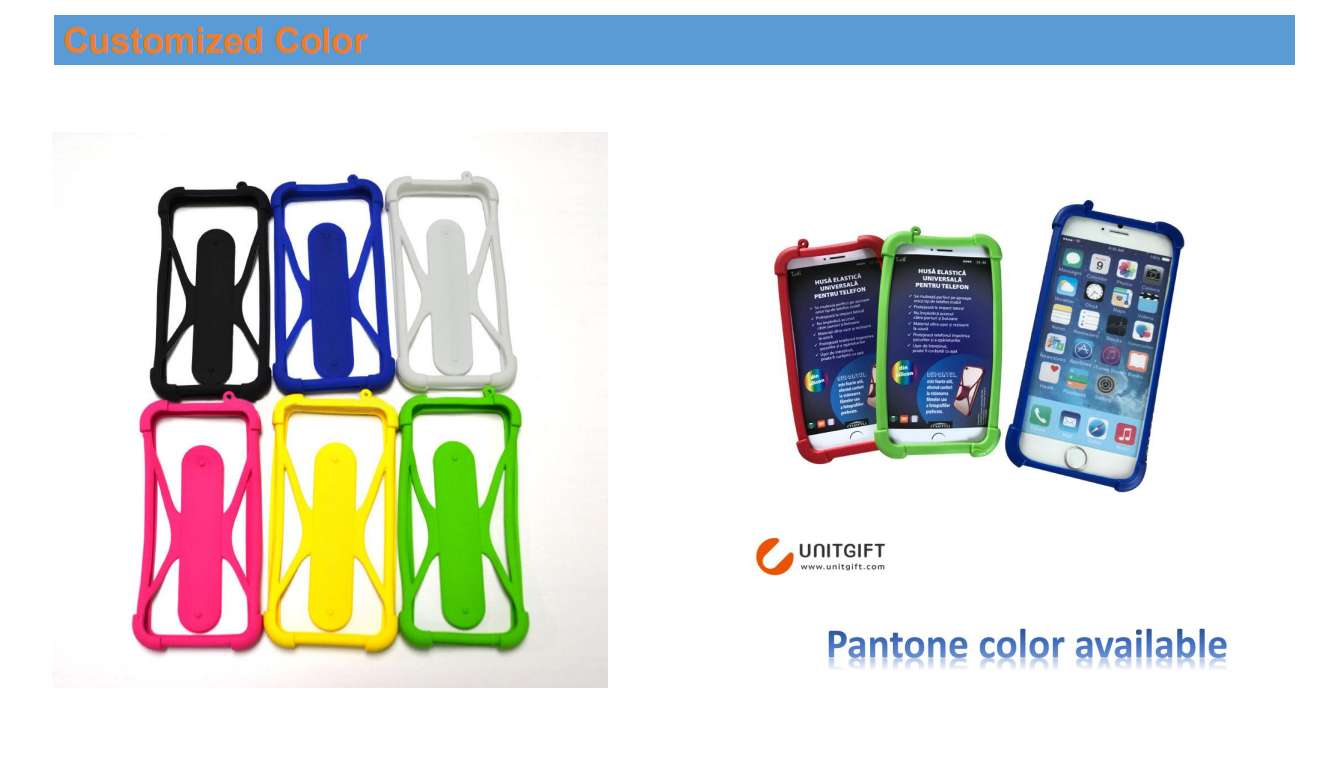 Silicone phone case with stand 3