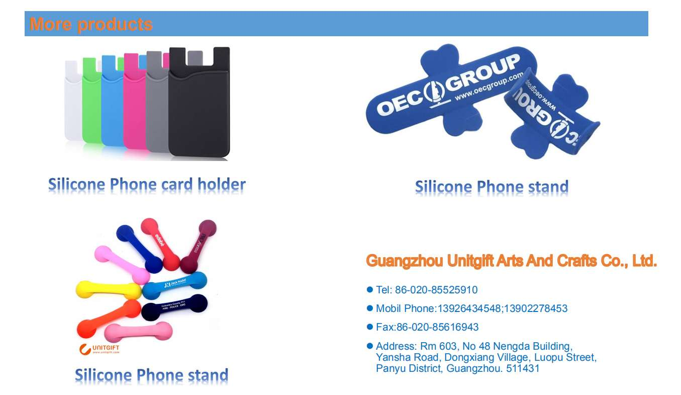 Silicone phone case with stand 4
