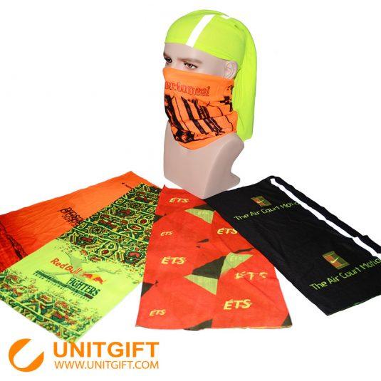 fluorescence seamless bandana