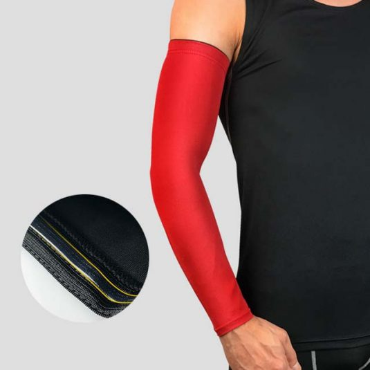 Arm Sleeves Red