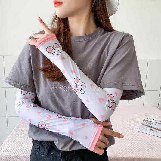 Cute Arm Sleeves