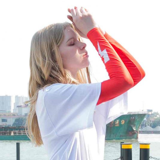 Breathable Arm Sleeves