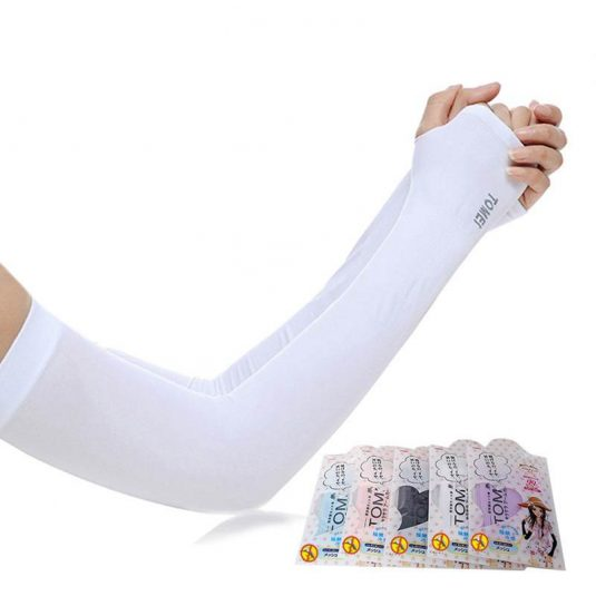 Best Cooling Arm Sleeves