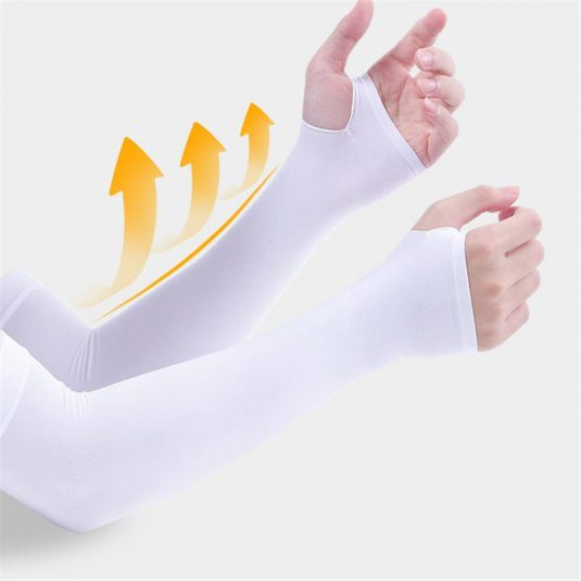 Protective Arm Sleeves For Thin Skin