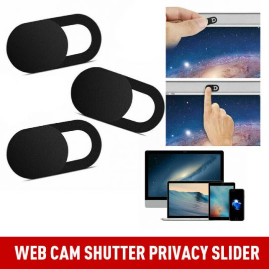 Webcam cover