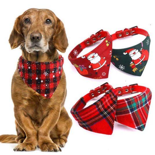 custom printed bandanas for dog